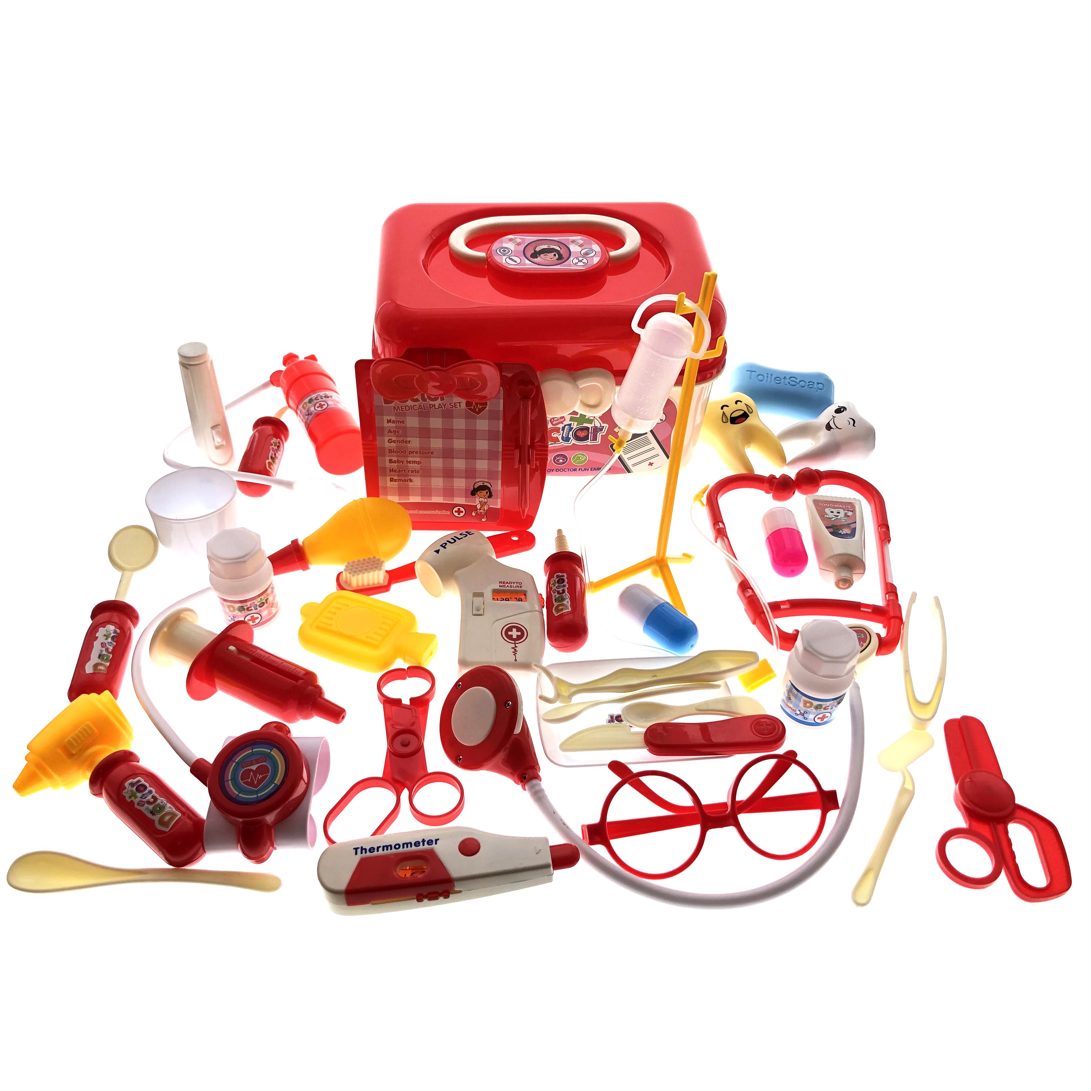 Игровой набор Bordo Доктор Y7 Toy Doctor