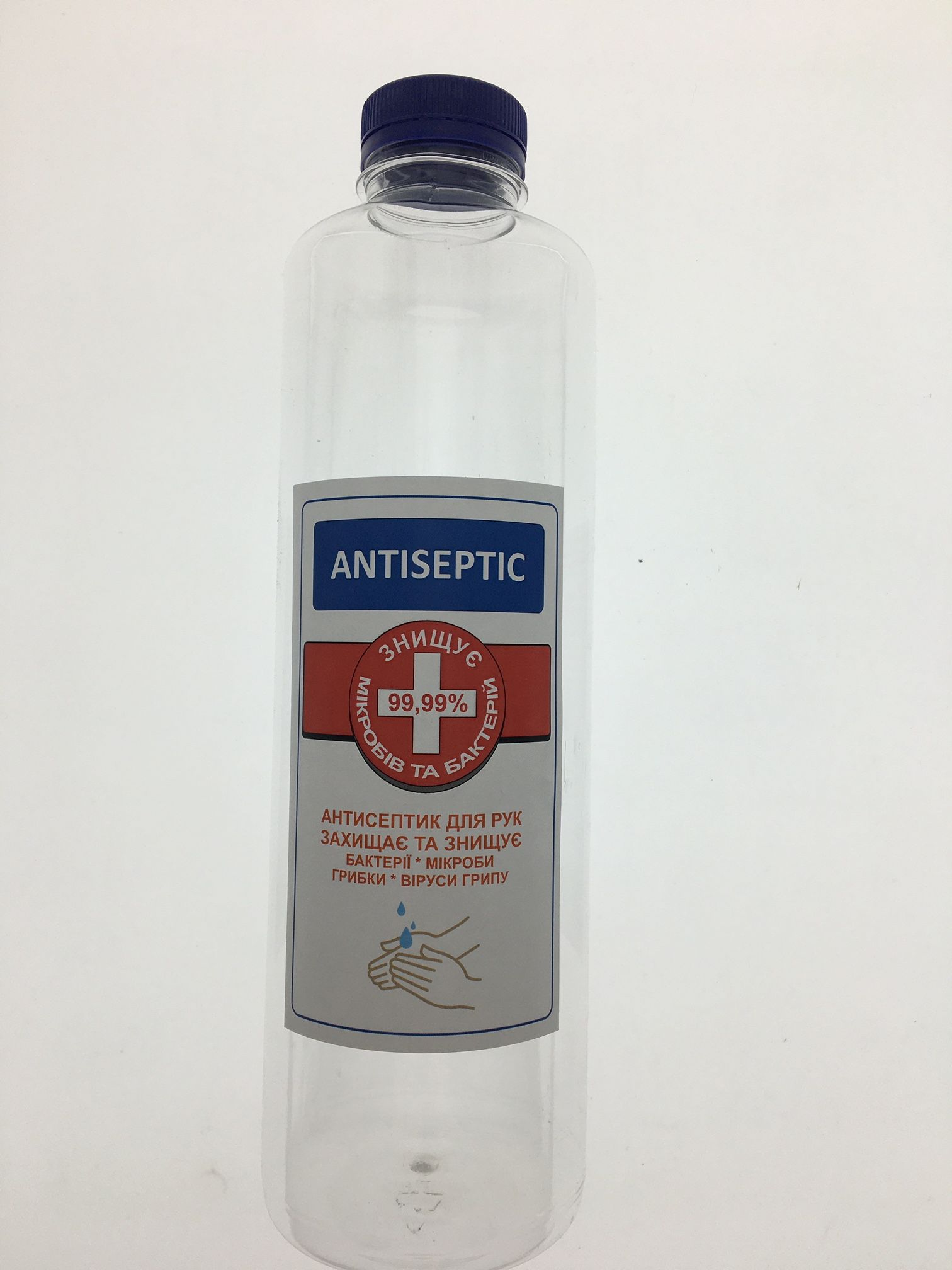 Антисептик для рук Antiseptic 1л